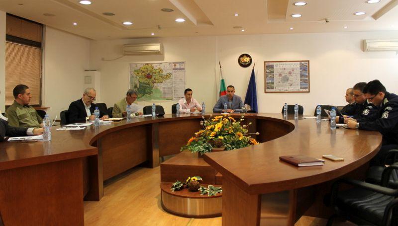 Предприемат се спешни мерки за предотвратяване на разпространението на заболяването по едрите преживни животни Заразен Нодуларен Дерматит на територията на Пловдивска област