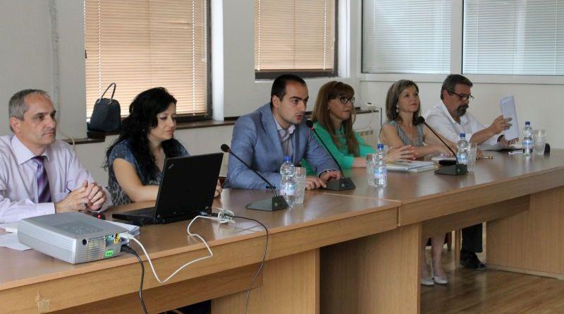 Заместник-областният управител Георги Пилев откри работна среща, свързана с новия Закон за образованието
