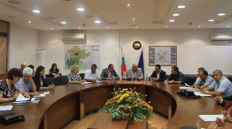 Заседание на Асоциация по ВиК