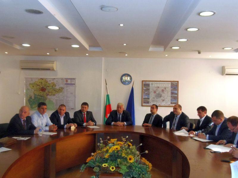 Подписан е Меморандум за изграждането на единен Оперативен дежурен център на видеонаблюдение
