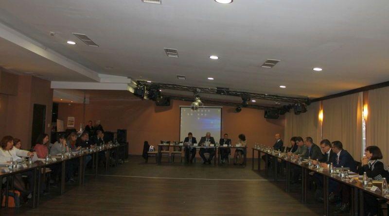Съвместно заседание на Регионалния съвет за развитие и Регионалния координационен комитет на Южен централен район