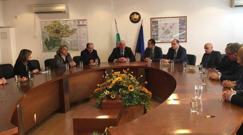 Пловдивската научна общност получи подкрепата на Областния управител Здравко Димитров