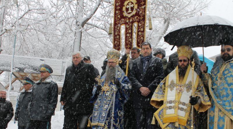 Областният управител Здравко Димитров присъства на Богоявленския водосвет