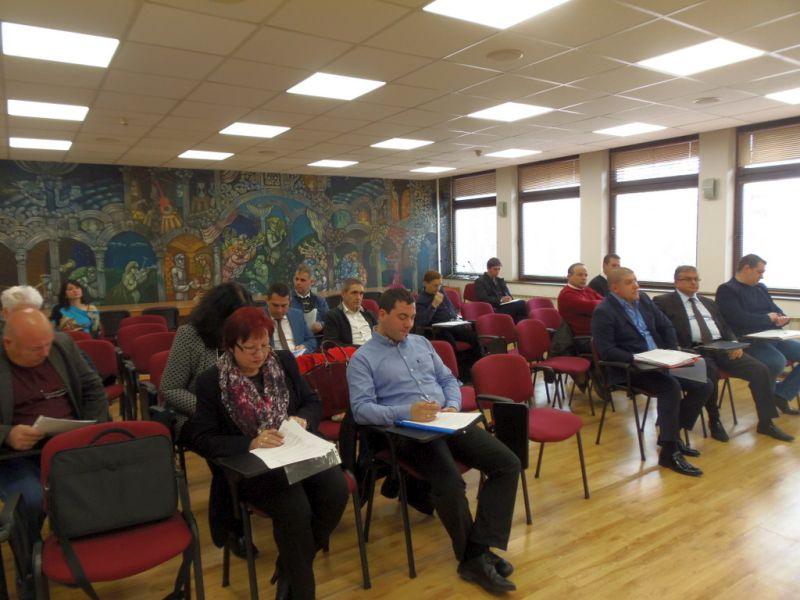 Решения на общо събрание на Асоциацията по ВиК