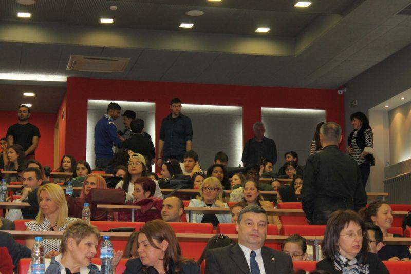 Заместник областният управител Владимир Петров присъства на Първия национален студентски фестивал на Медицинските университети в България