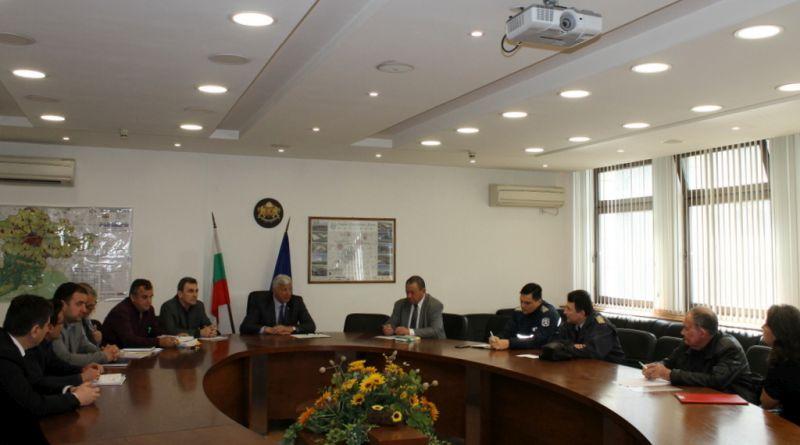 Областният управител Здравко Димитров свика извънредно заседание на Щаба за защита при бедствия