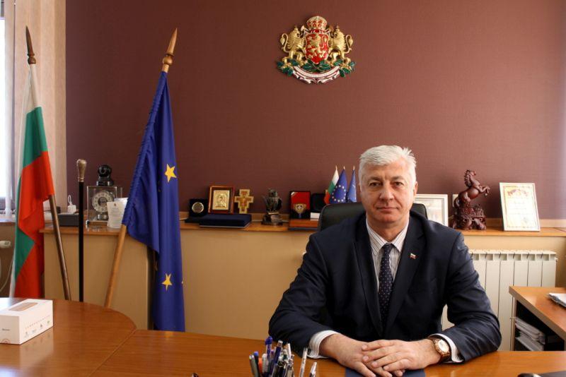 Здравко Димитров - Oбластен управител на Област Пловдив