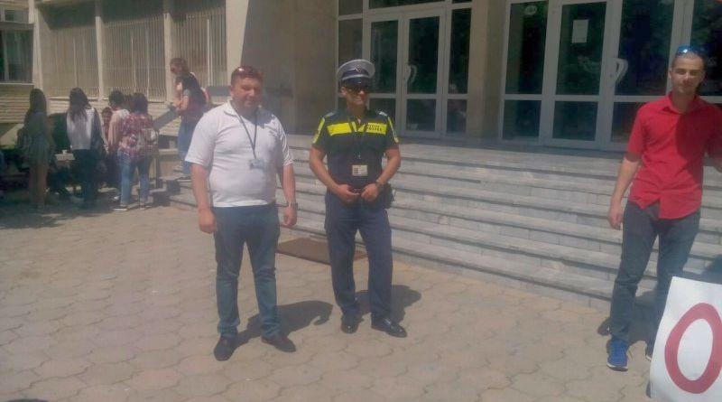 Експерти на Областна администрация - Пловдив се включиха в кампанията Празнувай отговорно