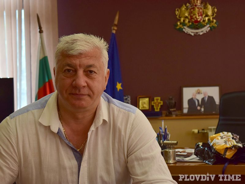 Здравко Димитров: Санкт-Петербург гледа към Пловдив 2019