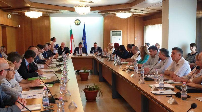 Заседание на регионалния съвет за развитие на ЮЦР
