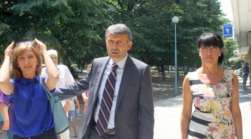 Заместник областният управител Евелина Апостолова се срещна с представители на Национална асоциация на сляпо-глухите в България