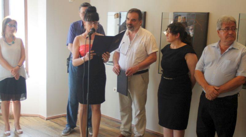 """Заместник областният управител Евелина Апостолова приветства откриването на Изследователски център """"Тракарт"""""""