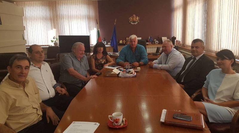 Валентин Маринов е първият архитект в Областна администрация-Пловдив