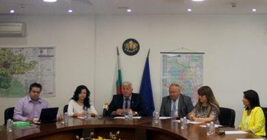 Областният управител Здравко Димитров даде старт на проекта Посещаемо и безопасно училище