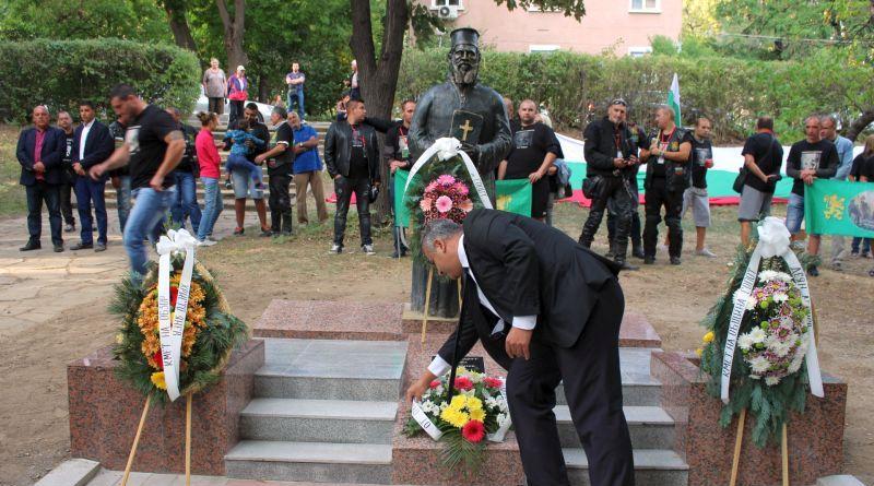 Заместник областният управител Димитър Керин почете празниците на община Сопот