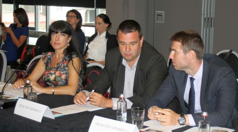 Заместник областният управител Евелина Апостолова участва в заседание по повод европредседателството на България
