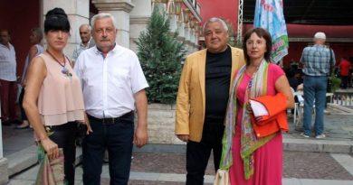 """Заместник областният управител Евелина Апостолова присъства на откриването на """"Сцена на кръстопът"""""""