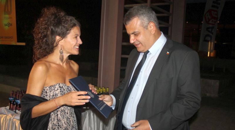 Заместник областният управител Димитър Керин поздрави екипът на Дарик радио - Пловдив
