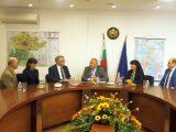 Новият посланик на Федерална република Германия, Н. Пр. Херберт  Салбер направи първото си официално посещение в ОА-Пловдив
