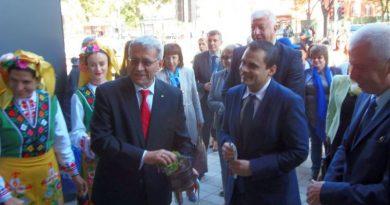 Областният управител бе официален гост на откриването на Университетски информационно-административен център към Медицински университет – Пловдив