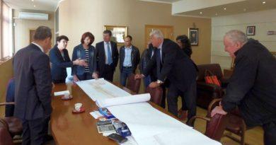 Здравко Димитров свика среща относно изграждането на кръгово кръстовище на изхода на Пловдив