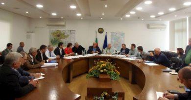 Среща на работната група по изграждането на скоростен път Пловдив - Асеновград