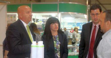 Зам. областният управител Евелина Апостолова беше официален гост на Медикус, Денто, Галения 2017
