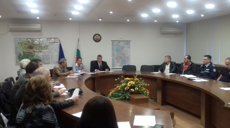 В Областна администрация се проведе заседание за превенция срещу птичи грип