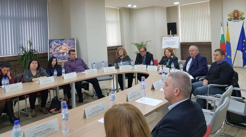 Зам. областният управител Петър Петров взе участие във второто заседание за проблемите на етническата интеграция