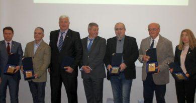 Областният управител Здравко Димитров получи наградата на Българската браншова асоциация по пътна безопасност
