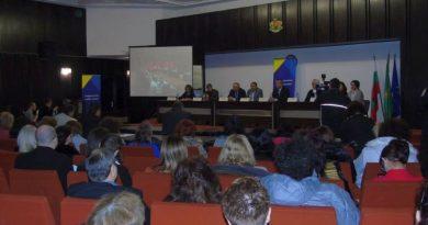 В Първомай се проведе петата среща, свързана е европредседателството на България