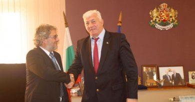 Областният управител се срещна с министъра на културата и ръководството на Фондация 2019