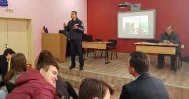 Представители на Областна администрация – Пловдив проведоха дискусионна среща на тема Пътна безопасност