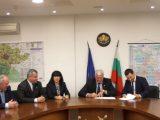 Подписано бе Споразумение за съвместна дейност и сътрудничество между Областна администрация и Фондация 2019