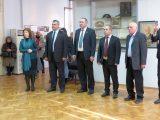 Заместник областния управител Димитър Керин присъства на откриване на изложбата  Българското опълчение през погледа на участника Стефан Кисов