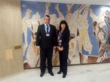 Зам. областните управители Евелина Апостолова и инж. Димитър Керин взеха участие в срещата на евроминистрите на туризма