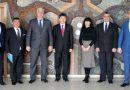 Regional Governor of Plovdiv Region Mr. Zdravko Dimitrov met with H. E.  Mr. Temirtai Izbastin, Ambassador of the Republic of Kazakhstan