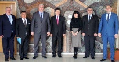 Областният управител Здравко Димитров се срещна с посланика на Република Казахстан - г-н Темиртай Избастин