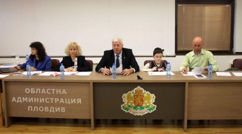 Асоциацията по ВиК проведе редовно заседание