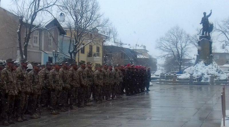 Военнослужещите от 34-я контингент се завърнаха от Афганистан