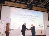 Областния управител на Пловдив Здравко Димитров получи наградата на БАИТ за значителен принос в ИКТ бранша, в категория Държавна администрация