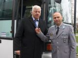 Областният управител Здравко Димитров дари автобус на по случай празника на 68-ма бригада Специални сили
