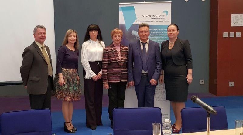 Областна администрация – Пловдив се включи в дейностите по международен проект за унаследяване и трансфер на бизнеса