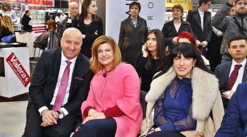 Заместник областният управител Евелина Апостолова присъства на откриването на XXVII-я Италиански фестивал на красотата и прическата