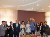 Областният управител Здравко Димитров се срещна с водещи журналисти от Република Корея