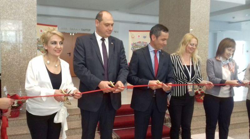 Медици от Турция откриха изложба в Пловдив