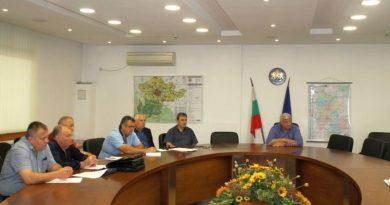 Областният управител Здравко Димитров свика поредната работна среща за срутището до язовир Кричим