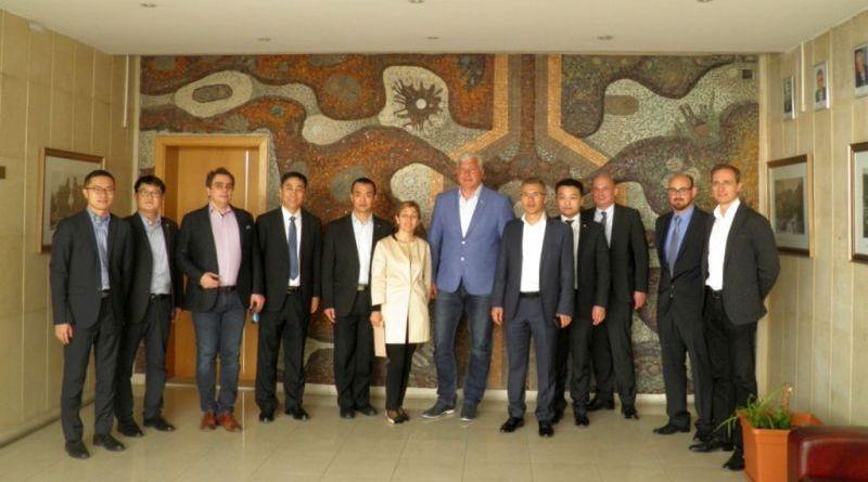 Областният управител Здравко Димитров се срещна с новите концесионери на Летище Пловдив