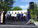 Зам. областният управител Евелина Апостолова преряза лентата на обновения ж.п. участък Септември – Пловдив