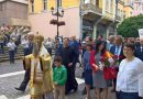 Regional Governor of Plovdiv Region Zdravko Dimitrov and Plovdiv Metropolitan Nikolay led the festive procession on May 24 – the Day of Education, Culture and Slavonic Literature